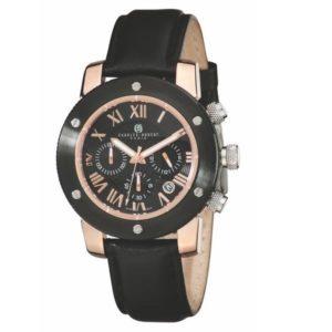 שעון CHARLES HUBERT דגם CH-Q-3893-BRG