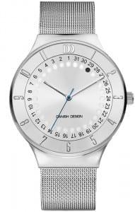 שעון דניש דיזיין דגם DN-IQ62Q1050