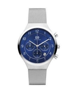 שעון דניש דיזיין דגם DN-IQ68Q1113