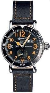 שעון INGERSOLL דגם IN-1501BKOR
