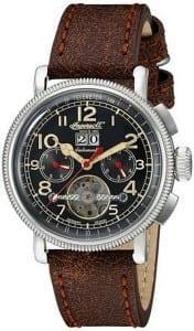שעון INGERSOLL דגם IN-1827BKCR