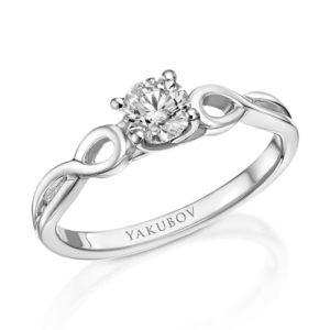 טבעת 2 שמיניות 0.38