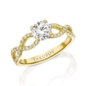 טבעת 2 שמיניות 0.71