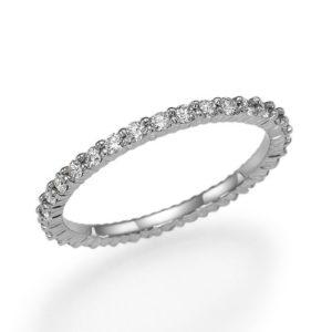 טבעת אטרנטי – 0.30 קראט