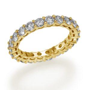 טבעת איטרנטי יהלומים 1.30 קראט