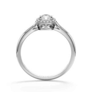 טבעת זהב 0.40